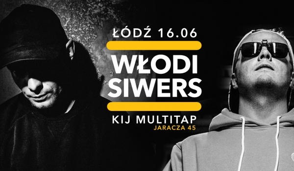 Going. | Włodi i Siwers w Łodzi - KIJ - multitap bar