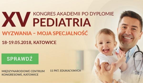 Going. | XV Kongres Akademii po Dyplomie - PEDIATRIA - Międzynarodowe Centrum Kongresowe