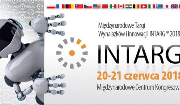 Going. | Międzynarodowe Targi Wynalazków i Innowacji INTARG 2018 - Międzynarodowe Centrum Kongresowe
