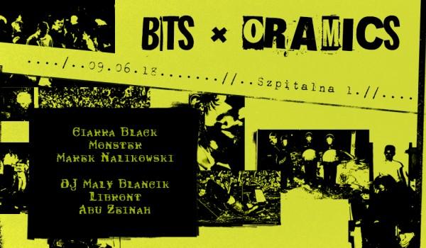 Going. | BTS + Oramics /w Ciarra Black [US/DE] - Szpitalna 1