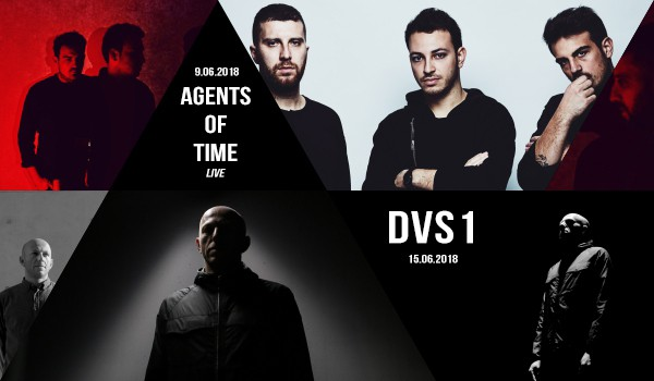 Going. | Urodziny Tamy: Agents of Time (live) / DVS1 - Tama
