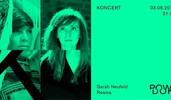 Going. | Sarah Neufeld (CA) i Resina w Powidokach - Powidoki