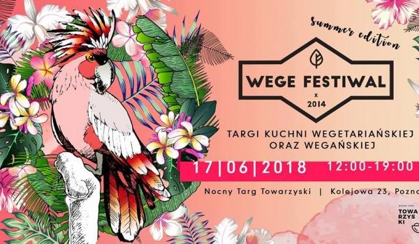 Going.   Wege Festiwal Poznań / Summer Edition - Nocny Targ Towarzyski