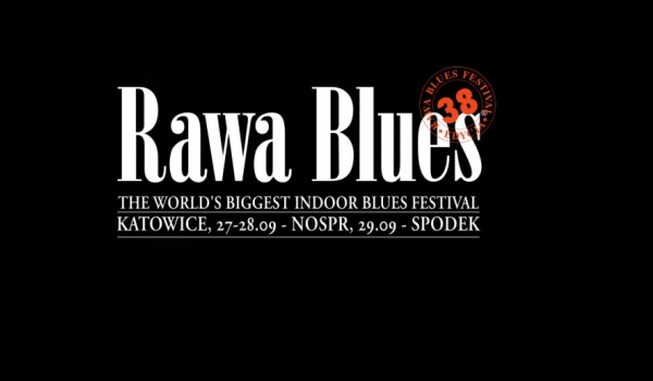 Going. | Rawa Blues Festival - Spodek