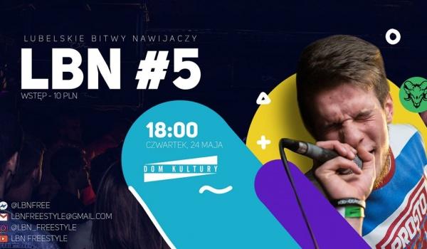 Going. | LBN #5 - Freestyle Rap Battle - Dom Kultury Lublin