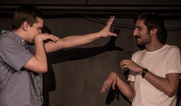 Going. | Maciej Buchwald i Bartosz Młynarski prezentują: Przypały - Klub Komediowy