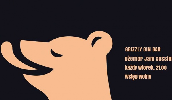 Going. | Dżemor Jam Session - Grizzly Gin Bar