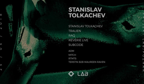 Going. | Revive with Stanislav Tolkachev (Mord Records) - Projekt LAB