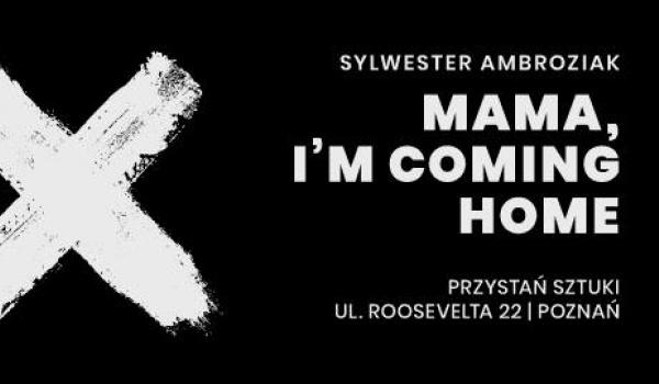 Going. | Wystawa Sylwestra Ambroziaka - Przystań przy Roosevelta22