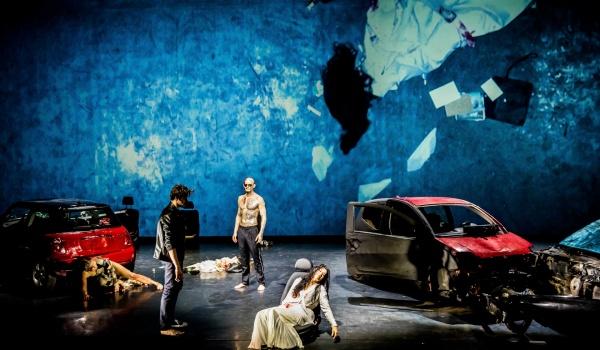 Going. | Głos ludzki - Teatr Wielki - Opera Narodowa