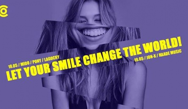 Going.   Let Your smile change the world! - Cooler Club