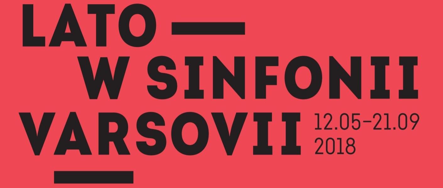 Going.   Lato w Sinfonii Varsovii