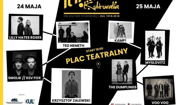 Going. | KULturalia 2018 - Centrum Spotkania Kultur w Lublinie