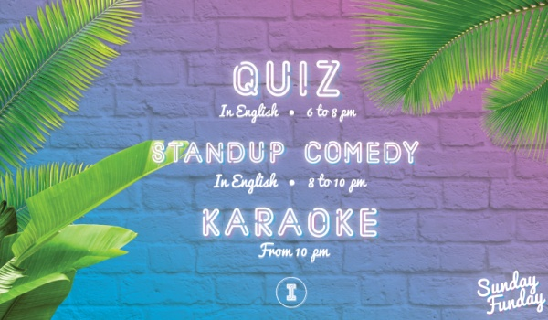 Going. | Krakow Sunday Funday- Quiz, Standup Comedy & Karaoke Night - Szpitalna 1