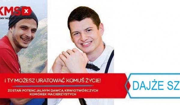 Going. | DAJŻE SZPIK! – akcja DKMS w NCK - Nowohuckie Centrum Kultury
