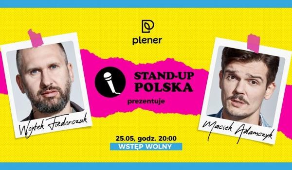 Going. | Stand-up Polska prezentuje: Wojtek Fiedorczuk & Maciek Adamczyk - Plener