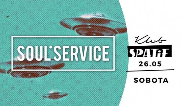 Going. | Soul Service #8 • Boogiemann Soulski (Beat Kollektiv/Berlin) - Klub SPATiF