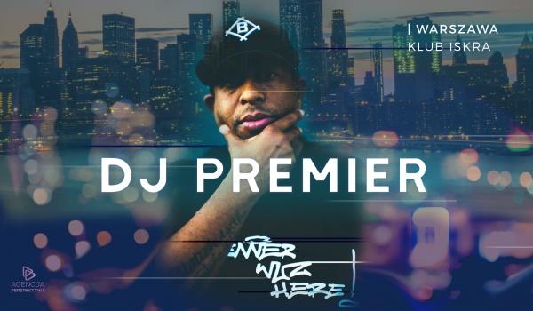 Going. | DJ Premier / Warszawa - Iskra Pole Mokotowskie
