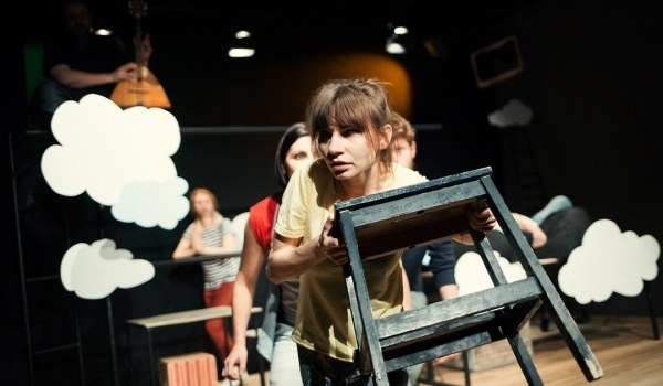 Going. | Dzień dziecka: Brak Sensu, Aniołek, Żyrafa i stołek - Centrum Kultury w Lublinie