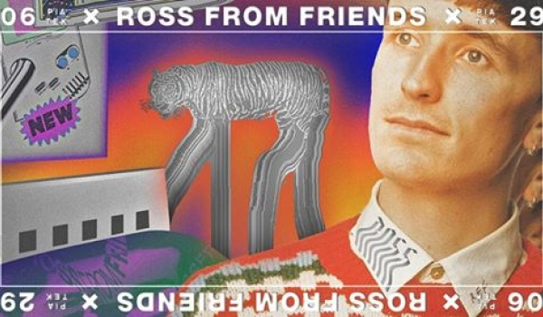 Going. | Ross From Friends - Live - Ulica Elektryków