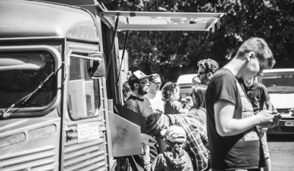 Going. | The European Street Food Awards 2018 - EMPiK w Galerii Kazimierz