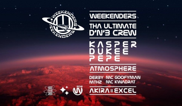 Going. | WEEKENDERS - Tha Ultimate D'N'B Crew - SODA Underground Stage