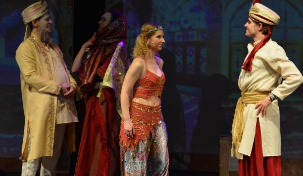 Going.   Cudowna lampa Aladyna - Teatr Capitol