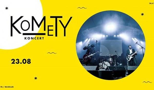 Going. | Komety - REJS