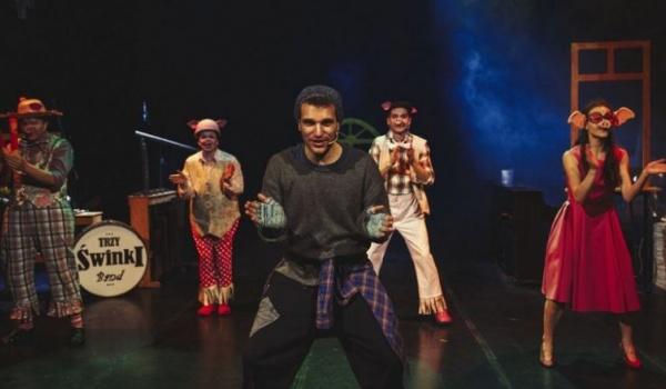 Going. | Bajka o małym złomiarzu - Teatr Rozrywki w Chorzowie - Duża Scena
