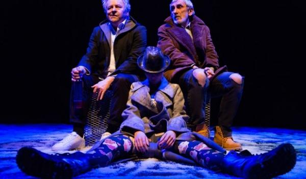 Going. | Antygona w Nowym Jorku - Teatr Śląski im. Stanisława Wyspiańskiego - Duża Scena