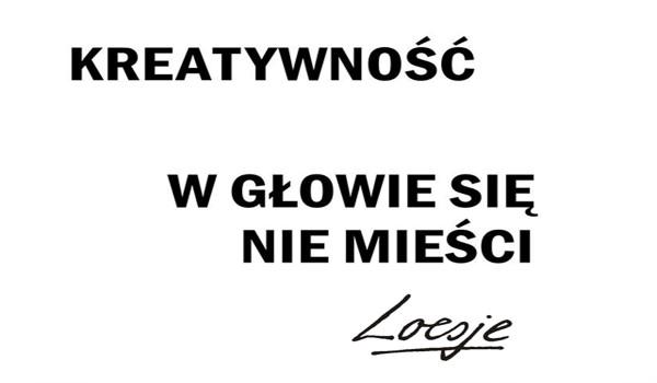 Going. | Warsztaty kreatywnego pisania z Loesje - Znajomi znajomych