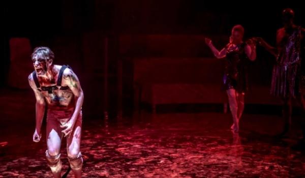 Going. | Stary Testament. Reanimacja - Teatr w Krakowie - im. Juliusza Słowackiego