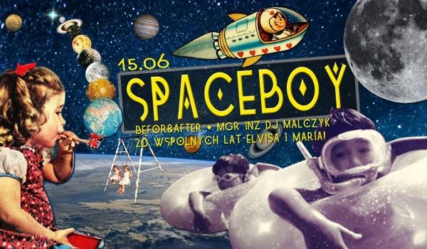 Going. | Spaceboy / Mgr Inż Dj Malczyk / 20 lat Elvisa i Maria! - Klub Zmiana Klimatu