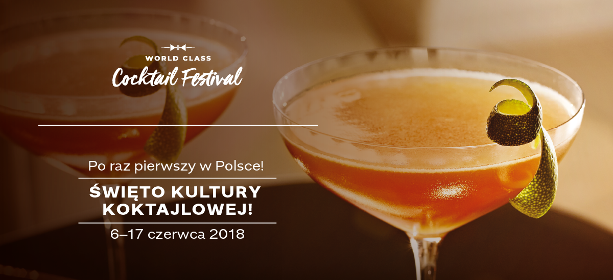 Going. | World Class Cocktail Festival