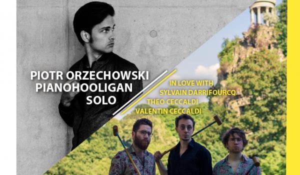 Going. | 11. LAJ: In Love With / Piotr Orzechowski Pianohooligan - Klub Wytwórnia