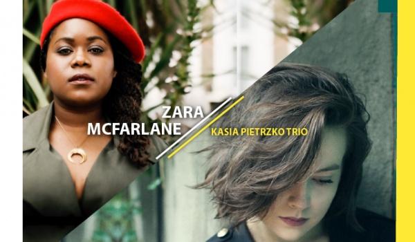 Going. | 11. LAJ: Kasia Pietrzko Trio / Zara McFarlane - Klub Wytwórnia