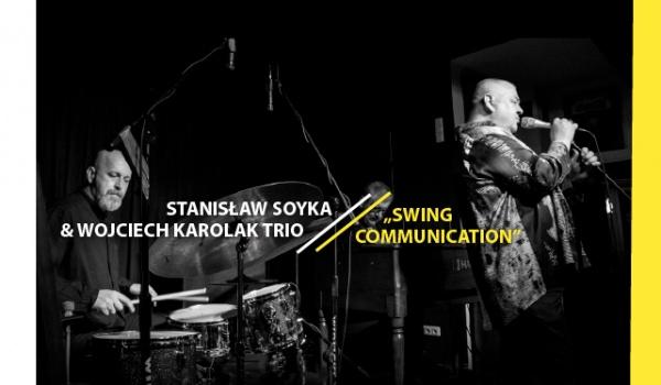 Going. | 11. LAJ: Stanisław Soyka & Wojciech Karolak Trio - Klub Wytwórnia