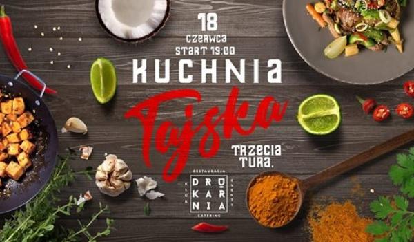 Warsztaty Kulinarne Kuchnia Tajska Poniedziałek 18 Czerwca 2018