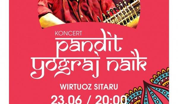 Going.   Dźwięki Indii - Pandit Yograj Naik - wirtuoz sitaru - Gdański Teatr Szekspirowski