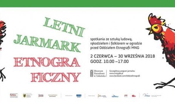 Going. | Letni Jarmark Etnograficzny - Oddział Etnografii Muzeum Narodowego w Gdańsku