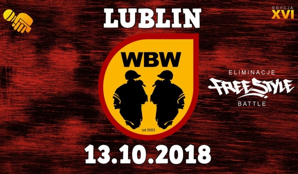 Going. | WBW 2018 • Lublin • Freestyle Battle - Dom Kultury Lublin
