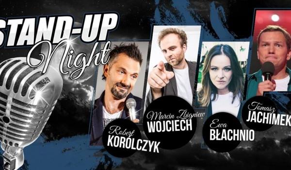 Going. | Stand-up No Limits: Jachimek/Błachnio/Korólczyk/Wojciech - Magnetofon