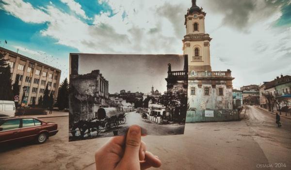 Going. | Buczacz - miasto Szmuela Agnona. Spotkanie z Marianą Maksymiak - Brama Grodzka (Grodzka Gate)