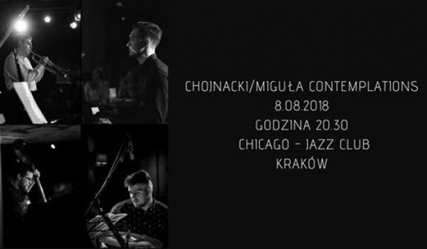 Going. | Chojnacki/Miguła Contemplations - Chicago Jazz Live Music