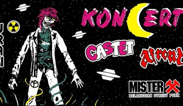 Going. | OLD PUNKS NEVER DIE FEST vol.3 - Mister X, Uran, Afront, Castet - REJS Klub Muzyczny