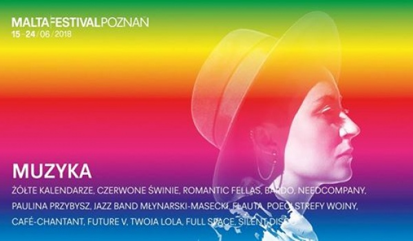 Going. | Muzyka / Festiwal Malta 2018 - Poznań
