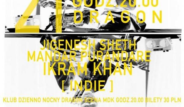 Going. | Jigenesh Sheth/Mandar Purandare/Ikram Khan - Klub Dragon