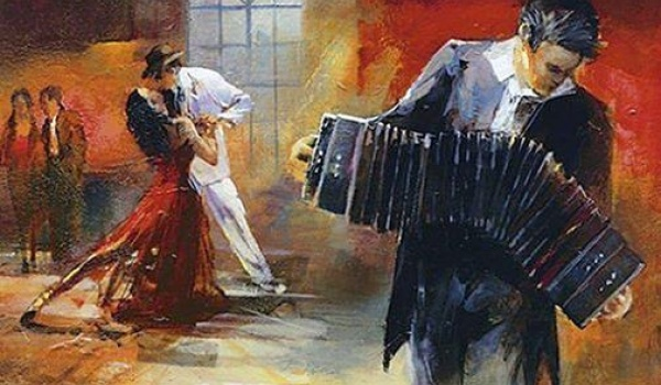 "Going. | Impreza tangowa ""La Milonga"" - Klub Dragon"