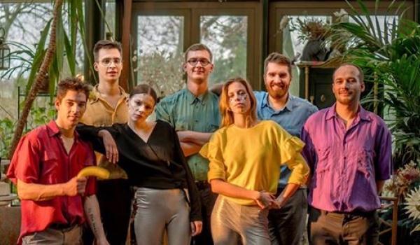 Going. | New People - Klubokawiarnia Meskalina
