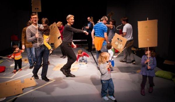 Going. | TEATRANKI: poRuszajace dźwięki - Teatr Polski w Poznaniu
